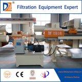 Nueva prensa de filtro de membrana de China para el tratamiento de aguas residuales del producto alimenticio