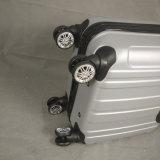 """16 """" чемодан вагонетки багажа 16inch штанги раздела багажа 3 вагонетки ABS трудный"""