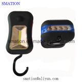 Indicatore luminoso d'attaccatura esterno tenuto in mano del lavoro automobilistico migliore dell'artigiano LED del garage