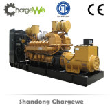 Moteur diesel diesel approuvé électrique de la CE/de gaz moteur de groupe électrogène