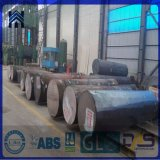 Barra de acero de carbón, barra forjada de la aleación