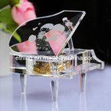 Кристаллический коробка нот рояля
