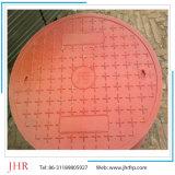 Couverture en caoutchouc composite FRP GRP SMC