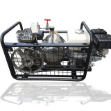 Compresseur d'air 7-8bar pour plongée sous-marine, plongée sous-marine et plongée sous-marine Sport aquatique avec tuyau de respiration avec filtre et régulateur
