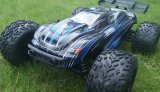 4WD de alta velocidad que compite con el coche modelo con las luces del LED para el regalo 6.1