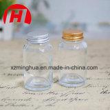 O Phial de vidro transparente selado enlata o frasco médico da cápsula