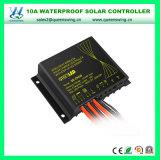 10A 12/24Vは防水する太陽街灯の太陽充電器のコントローラ(QW-SR-DH50-LI)を