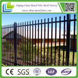 オーストラリアMarketのための2.1m Powder Coated Commercial Steel Picket Fence