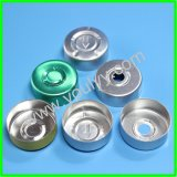 Casquillos de aluminio para los frascos de la inyección