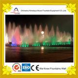 Fontana di Dancing della fontana di acqua della fontana di musica