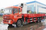 faltender Kran 250 des Arm-6X4 HP-Lastwagen-HochleistungslKW mit Kran