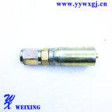 Encaixe hidráulico da soldadura do cotovelo do CNC