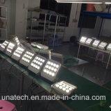 Indicatore luminoso di pubblicità esterna LED della prova IP65 dell'acqua del proiettore del riflettore del segno del tabellone per le affissioni di media