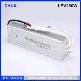 24V LED wasserdichte Schaltungs-Stromversorgung (LPV200W-24V)