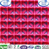 El solar de los deportes del amortiguador del suelo del azulejo del garage que se enclavija