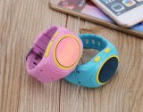 Reloj de manera de los niños del perseguidor del GPS con el podómetro para la Persona (D12)