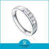 Anello d'avanguardia dell'argento sterlina 925 di alta qualità (R-0412)