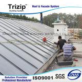 強い金属の屋根ふき、鋼鉄屋根のパネルシート