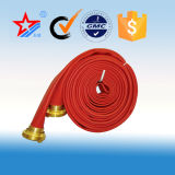 Mangueira da luta contra o incêndio do PVC com acoplamento do russo do GOST
