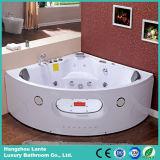 ガラス(TLP-638)が付いている現代デザイン渦の浴槽