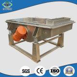 Setaccio di vibrazione quadrato lineare del setaccio di vendita calda cinese