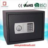 Caixa segura eletrônica para a HOME e o escritório (G-30ED), aço contínuo