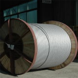 Clad de alumínio Steel Strand Wire para Optical Fiber Composite Overhead Ground Line