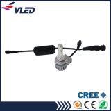 Faro di alluminio del CREE LED di alta qualità per i ricambi auto delle automobili H8 H16