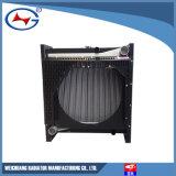 Yc6g245L : groupe électrogène de moteur diesel de radiateur de réservoir de l'eau 165kw