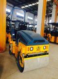 2 Tonnen-doppelte Trommel-hydraulische Vibrationsstraßen-Rolle (JM802H)