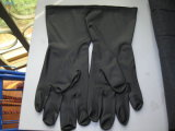 Duty Double Color Latex Industrial Glove