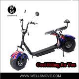 Suspensión delantera/trasera de la bicicleta 1000W de Harley del asiento doble del freno de disco eléctrico