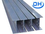 鉄骨構造の建物のためのSs400 Hのビーム