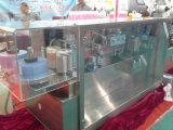 Ampoule plástico Liquid Filling e Sealing Machine Dsm120+Lm100