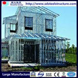 Chambre en acier de Structure-Acier de Structure-Lumière en acier