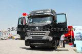 Euro II 6x4 60t-80t 120km/H de la tête 420HP de tracteur de HOWO A7