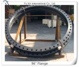 """96 """" flanges grandes com material do aço de carbono"""