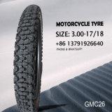 Orrugas neumático de la motocicleta 300-17 300-18