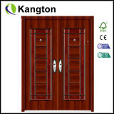 Внешнее Commercial Double Steel Door (дверь обеспеченностью)