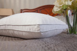 White Goose Down Pillows with 2.5cm Gusset Wall
