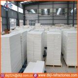 Alto panel de fibras de cerámica del circonio para el aislante de calor de alta temperatura de la chimenea