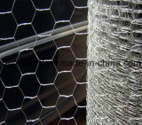 六角形ワイヤー網の工場