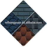 2.7mm 사면 루핑을%s 편평한 층 아스팔트 지붕널