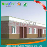 Peinture pour bâtiments d'intérieur de base acrylique à base d'eau du latex de Han