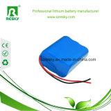 paquete de la batería del universal del Li-ion 18650 de 6400mAh 8.4V (4*18650) para las linternas del LED