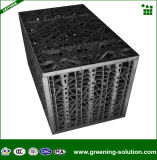 Ciudad Greening Plastic Rainwater Harvesting Tanks para Rooftop