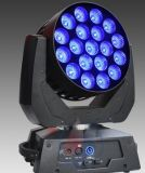 LED Club Lamp/Moving Head Light (15W*19, Ring Steuerung)
