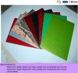Tambor Que Envuelve la Hoja Plástica del PVC de la Película del PVC