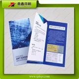 Impression de brochure de promotion d'échange d'art de Funan