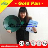 Plastikgoldwäsche-Wanne für waschendes Fluss-Gold
